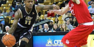 Taylor hits game-winner, giving UCF second straight victory