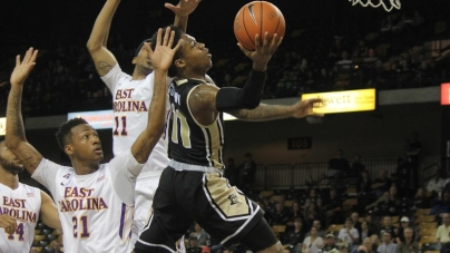 UCF falls to ECU in Kasey Wilson's final home game