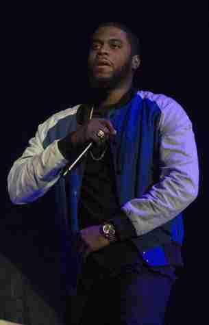 Rapper Big K.R.I.T. headed to Venue 578