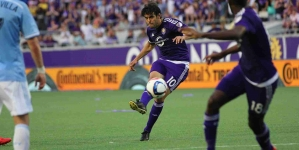 Orlando City SC play to 1-1 draw in MLS debut
