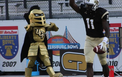 Breshad Perriman could be UCF's second straight first-round pick