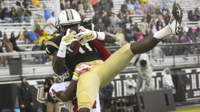 Breshad Perriman drafted 26th overall by Baltimore Ravens