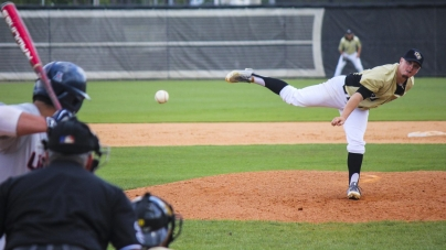 Zach Rodgers goes the distance as UCF downs UConn