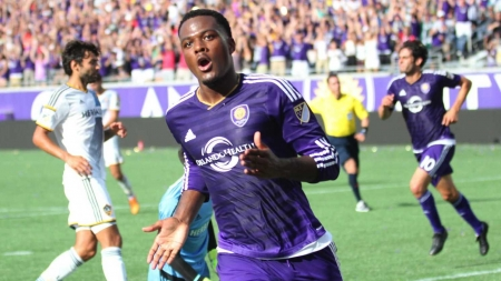 Orlando City get first MLS home victory with shutout of LA Galaxy