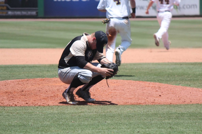 UCF Knights fall in American Baseball Tournament on walk-off hit