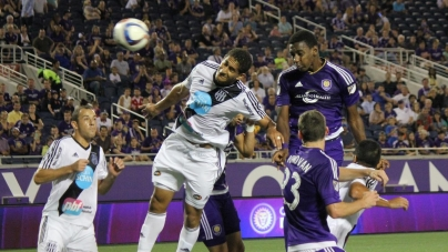 Orlando City's forwards lead Lions to 3-2 win over Ponte Preta