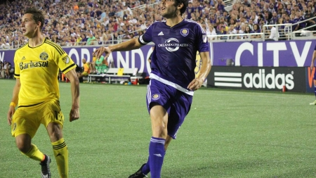 Orlando City earn point with draw against Columbus Crew