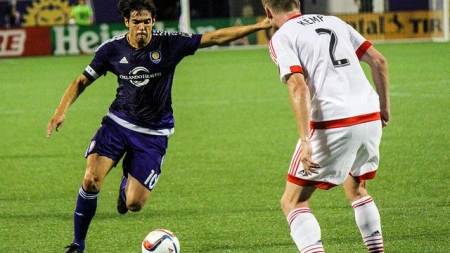 Orlando City shutout division leading D.C. United to claim fifth straight result