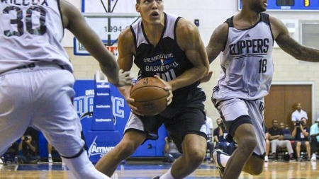 Aaron Gordon shows noticeable improvement during Summer League