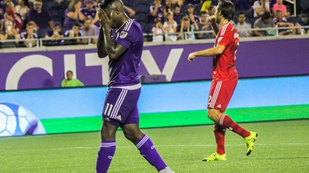 Orlando City snap home unbeaten streak with loss to FC Dallas