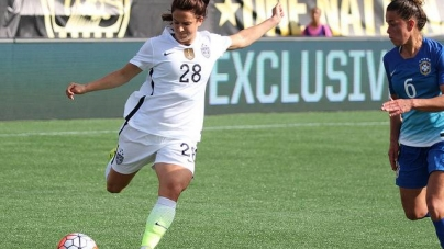 U.S. Women's National Team Defeats Brazil 3-1