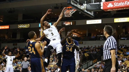 UCF Drops Home Opener in Overtime 61-60