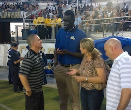 Tacko Fall Cleared by the NCAA