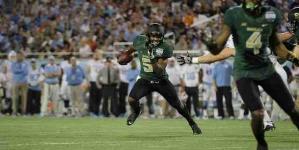 NCAA Bowl Rushing Record Set, as Baylor Defeats North Carolina 49-38