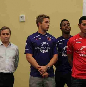 Orlando City prepare to face old teammates in Jacksonville friendly