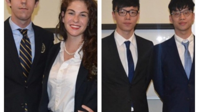American and Chinese Students Debate Syria