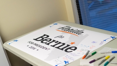 VIDEO: Bernie Sanders loses Florida Primary, but hopes remain high among supporters