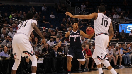 UConn Defeats Cincinnati to Reach Semifinals in an Instant Classic