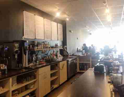 Valencia Voice reviews Vespr Coffeebar