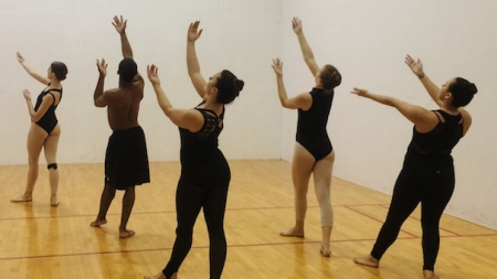 Valencia's talented performers present the Choreographers Showcase Nov.18-19