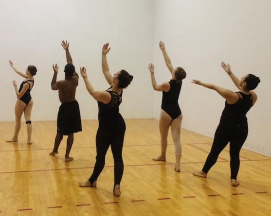 Valencia's talented performers present the Choreographers Showcase Nov.18-19