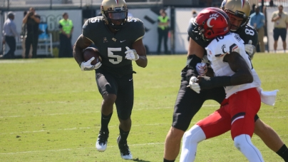 UCF Knights become bowl eligible with win over Cincinnati