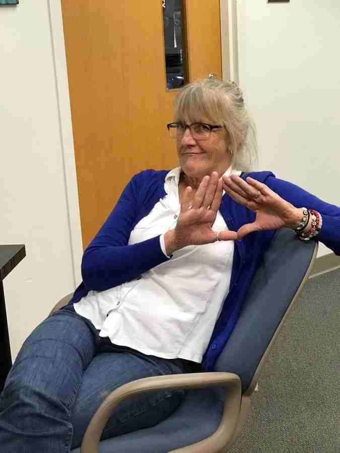 "American Sign Language Club Hosts ""Dirty Sign Night"""