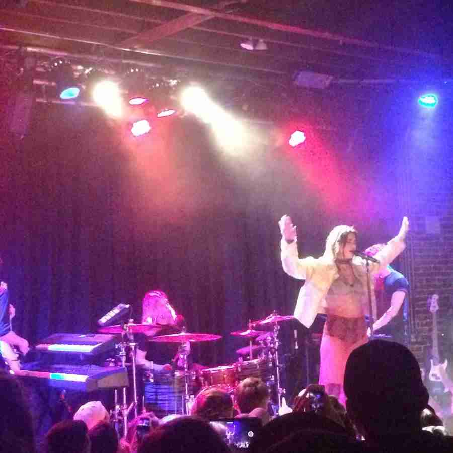 Energy is Everywhere in Dua Lipa's Intimate Orlando Concert