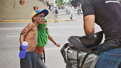 "The children of Venezuela's ""Revolution"""