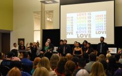 East Campus Library Dedicates Space for LGBT Resources on Pulse Remembrance Day