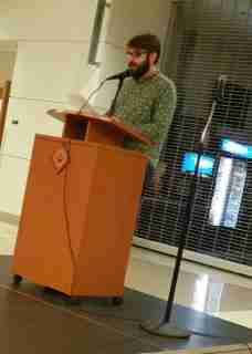 Osceola Campus: Poetry Coffeehouse Shows Art Is More Than Leisure