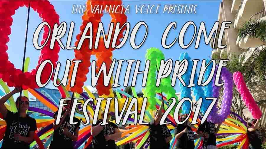 Orlando Come Out with Pride Parade 2017