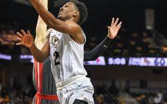 Men's Basketball: UCF beats Gardner-Webb