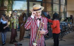 Halloween Concert Brings Cinematic Classics to Valencia East Campus