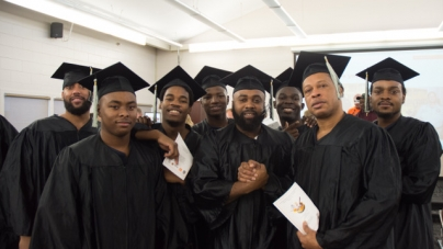 Given a Second Chance: Inmates Graduate from Special Valencia Program