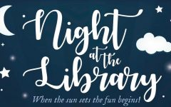 "Valencia East Book Nerds Hold First ""Night at the Library"" Event"