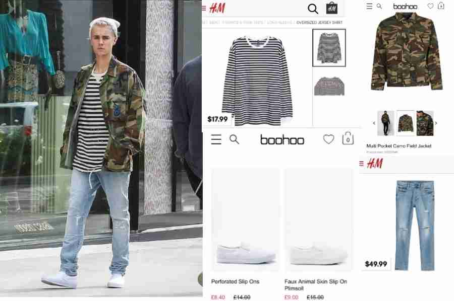 You+can+get+Justin+Bieber%E2%80%99s+look+for+less+by+shopping+at+Boohoo%2C+Forever+21%2C+and+H%26M.