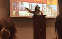 West Campus Hosts the Fifth Annual International Debate