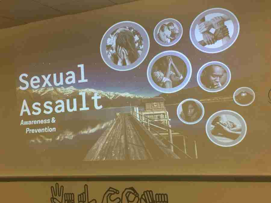 Students at Valencia Learn About Sexual Harassment
