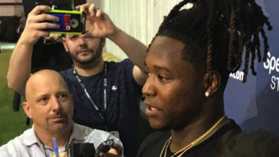 UCF Holds Annual Scouting Pro Day