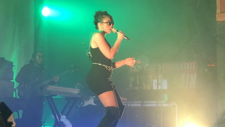 Kali Uchis Concert: It Was All a Dream