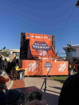 UCF Hosts ESPN College GameDay