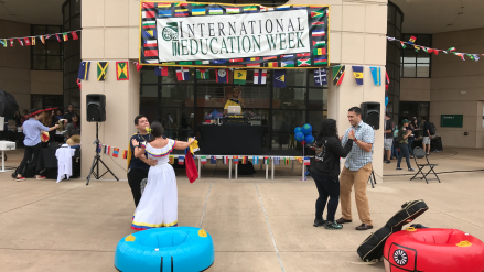 Cultural Learning Tables Entertain and Educate Students