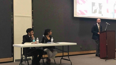 Valencia Hosts International Student Debate
