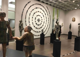 New Art Exhibit Unveiled At Wooten Gallery