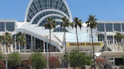 MEGACON Orlando Set To Take Place In May