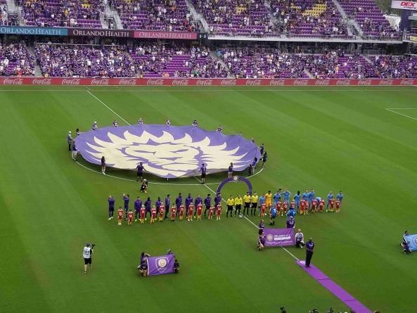 Orlando City Draws New York City FC In Season Opener