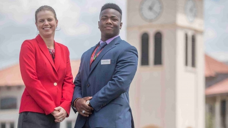 One Valencia Student Will Get To Be President For A Day