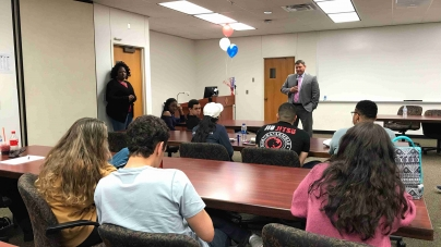 West Campus SGA Holds Immigration Town Hall