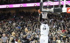 UCF Wins Final Home Game Of Season 58-55